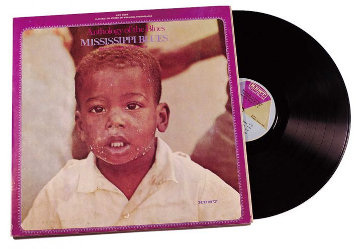 """Anthology of the Blues  """"Mississippi Blues"""" Archive Series Vol.9"""
