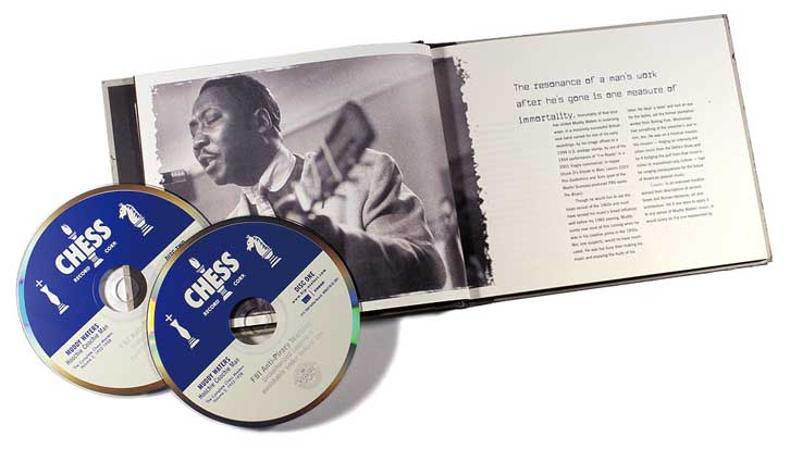 Muddy Waters / Hoochie Coochie Man - The Complete Chess Masters Volume 2, 1952-1958‗2