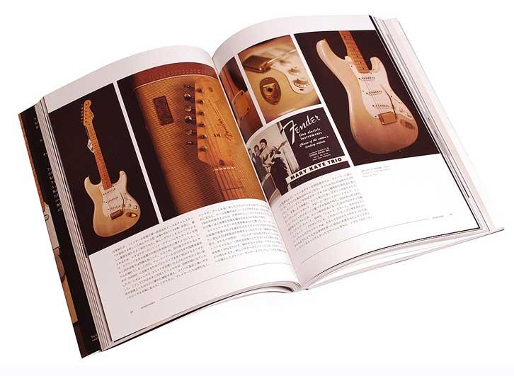 新装復刻 フェンダー大名鑑 1946~1970 写真でたどるヴィンテージ・ギターとアート・ワーク