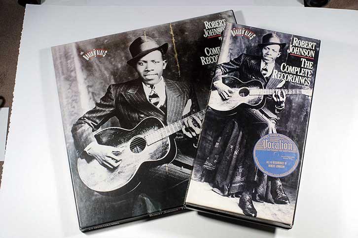 Robert Johnson / The Complete Recordings (Columbia C2K 46222) [1990]