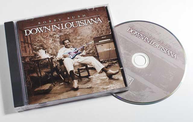 Bobby Rush / Down In Louisiana