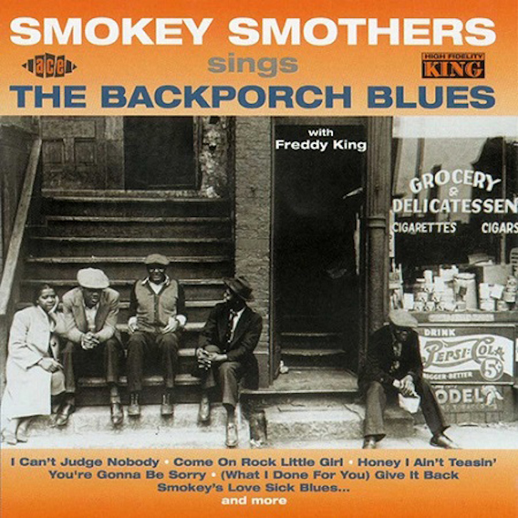 SMOKEY SMOTHERS SINGS THE BACKPORCH BLUES
