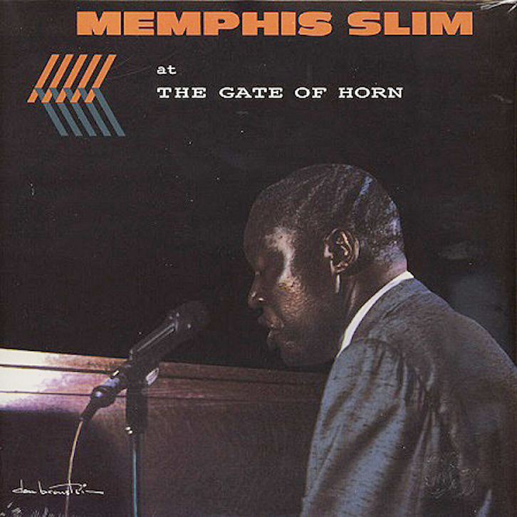 MEMPHIS SLIM / AT THE GATE OF HORN