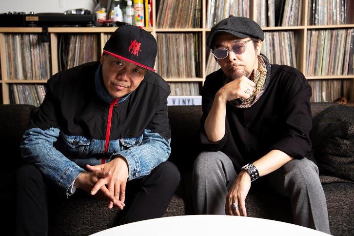 DJ KRUSH & MURO
