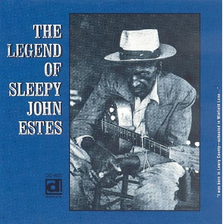 SLEEPY JOHN ESTES / THE LEGEND OF SLEEPY JOHN ESTES