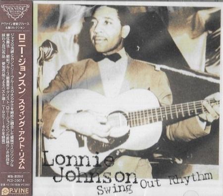 LONNIE JOHNSON / SWING OUT RHYTHM