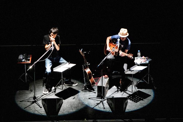 ブギ連LIVE「ブギる心」@東京キネマ倶楽部