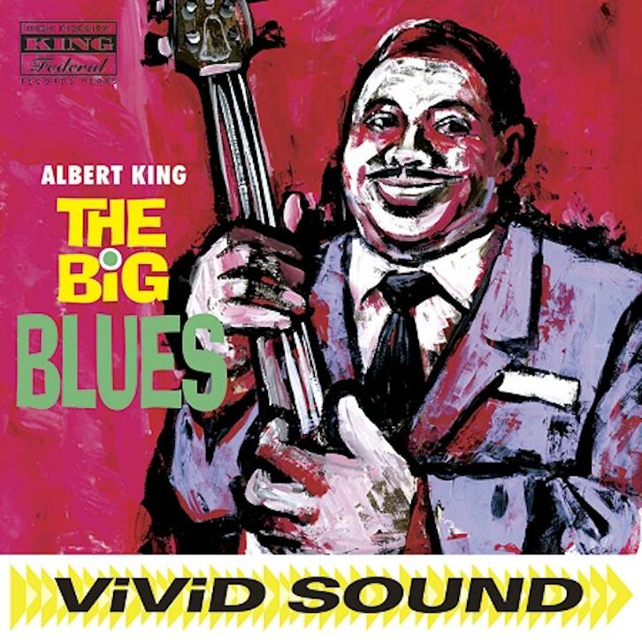 Albert King/The Big Blues