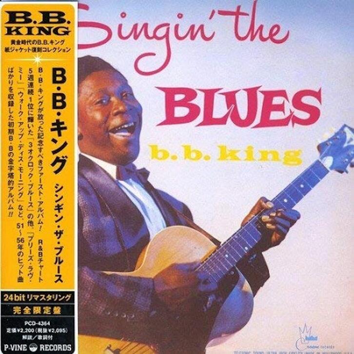 B.B. KING/Singin' The Blues