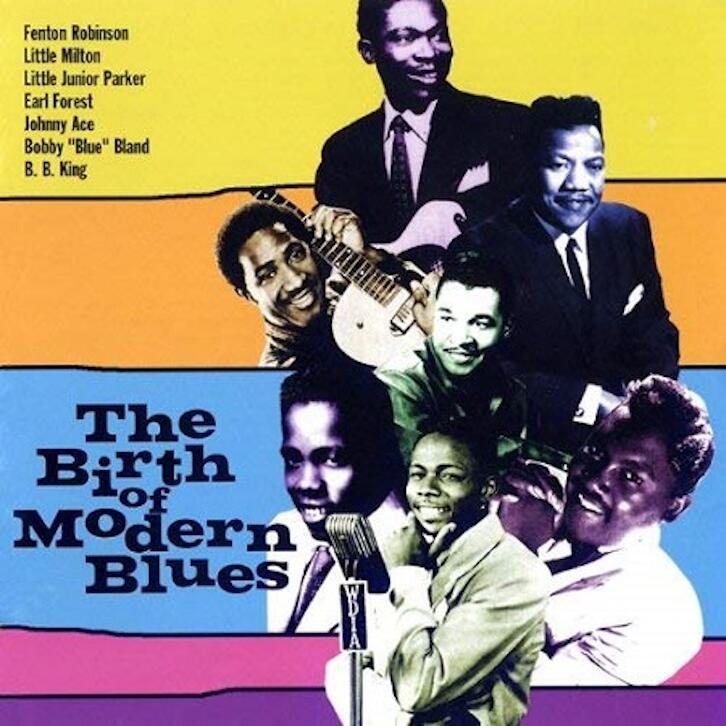 V.A/The Birth of Modern Blues