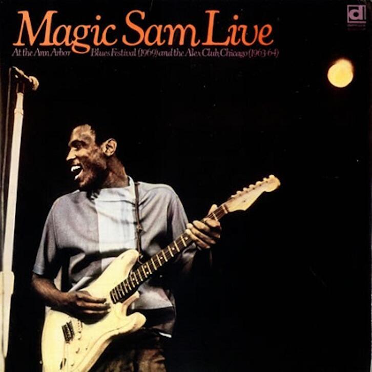 Magic Sam/Live