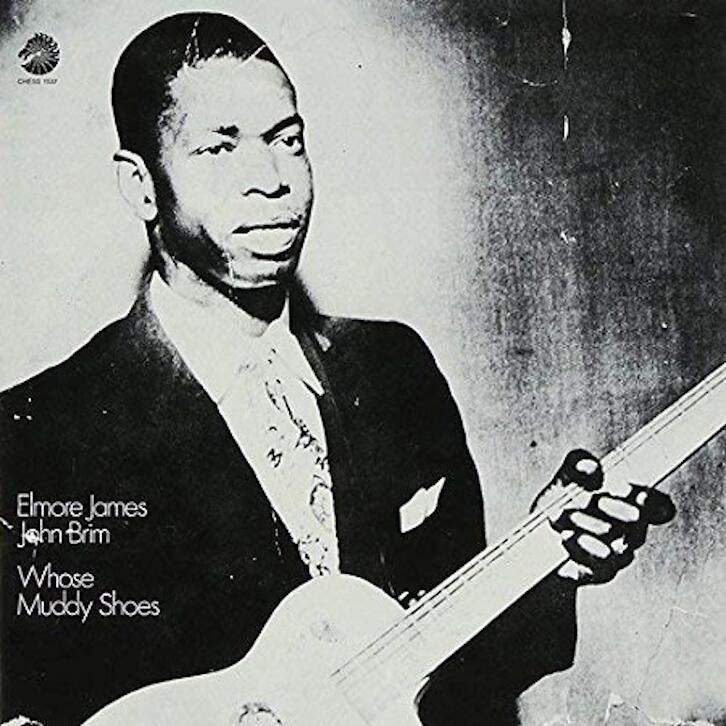 .Elmore James&John Brim/Whose Muddy Shoes