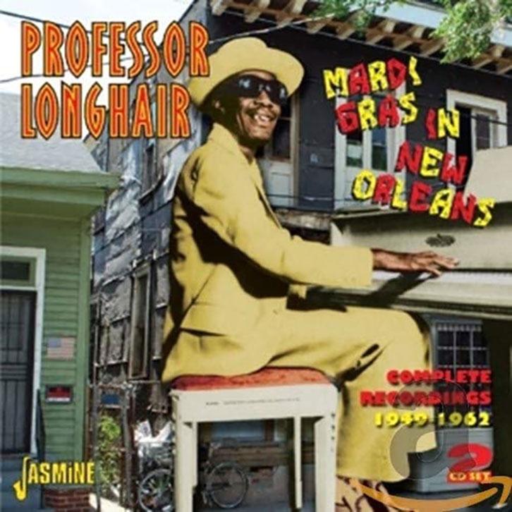 PROFESSOR LONGHAIR/MARDS GRAS